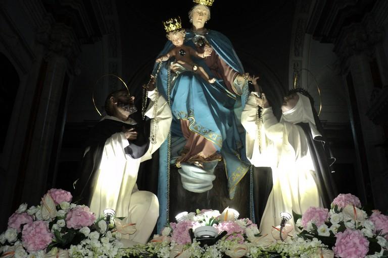 """Nuovo Consiglio di Amministrazione per l'Associazione """"Maria SS.ma del Rosario""""."""