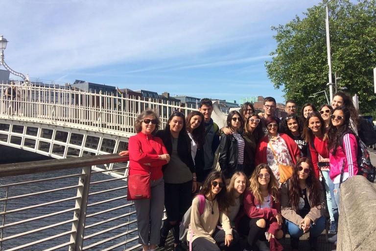 Liceo Tedone e l'esperienza a Dublino
