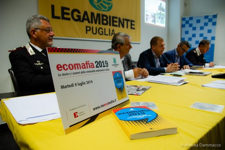 Rapporto Ecomafia
