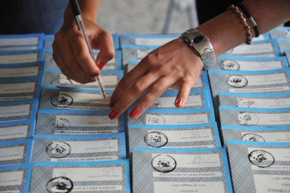 Le elezioni a Ruvo di Puglia