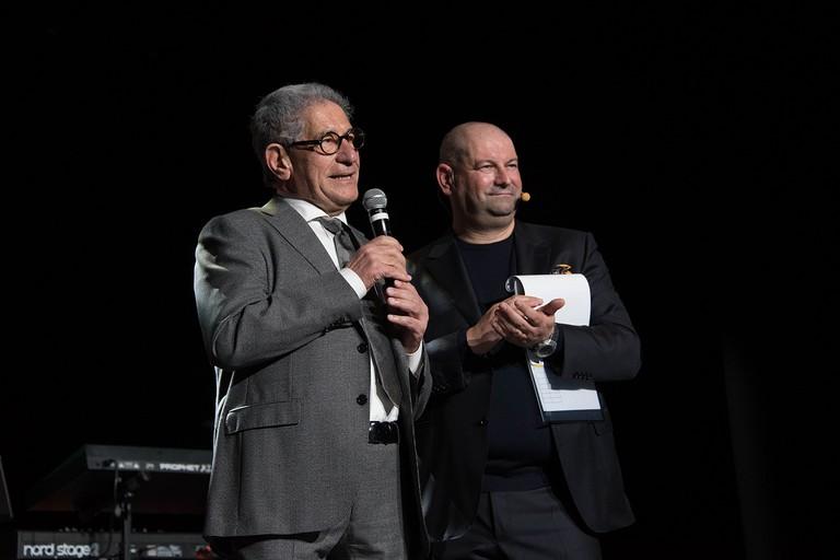 Giovanni Pomarico e Francesco Pomarico