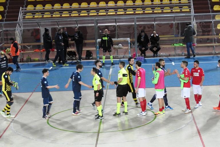 Traforo Rossano-Futsal Ruvo