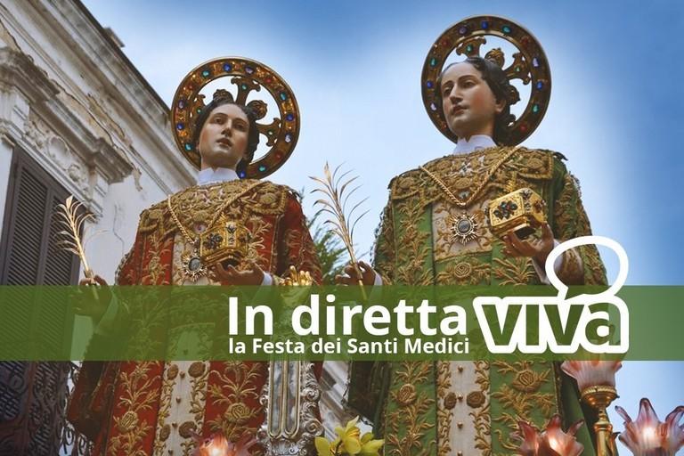 Processione dei Santi Medici in diretta su RuvoViva