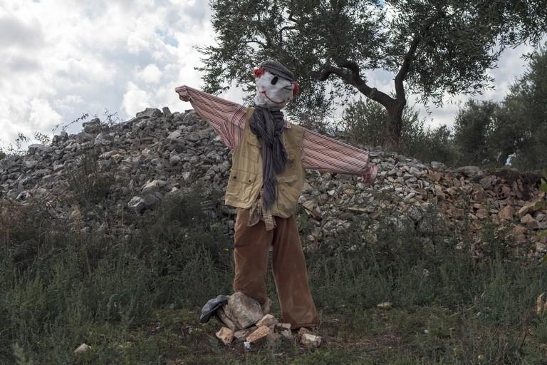 Creatività a Serra Petrullo