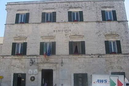 Municipio, Palazzo di città