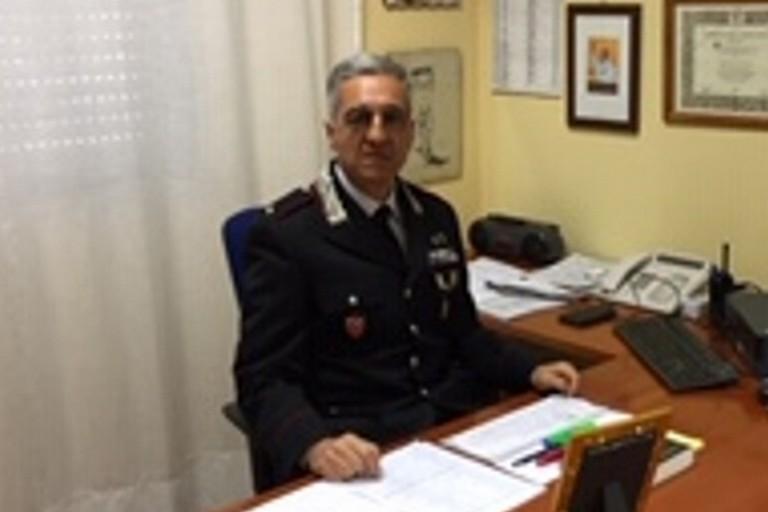 Il sottotenente Gaetano Cassano