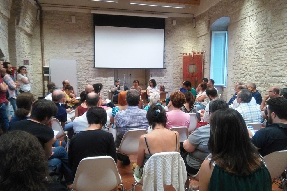 L'assessora alla Cultura Monica Filograno incontra gli operatori culturali