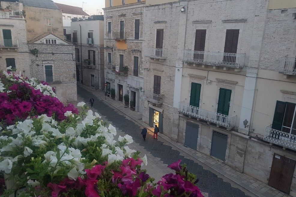 Piazza Garibaldi. <span>Foto Pia Pagano</span>