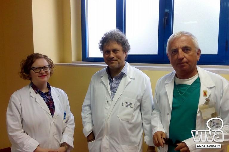 Epatite E, il medico ruvese Luciano Lorusso e la sua equipe lavorano a uno studio nazionale