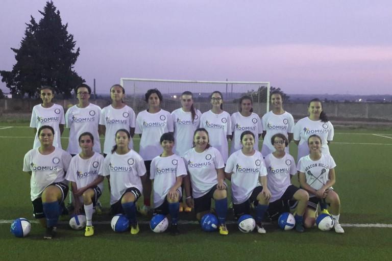 Calcio femminile Ruvese