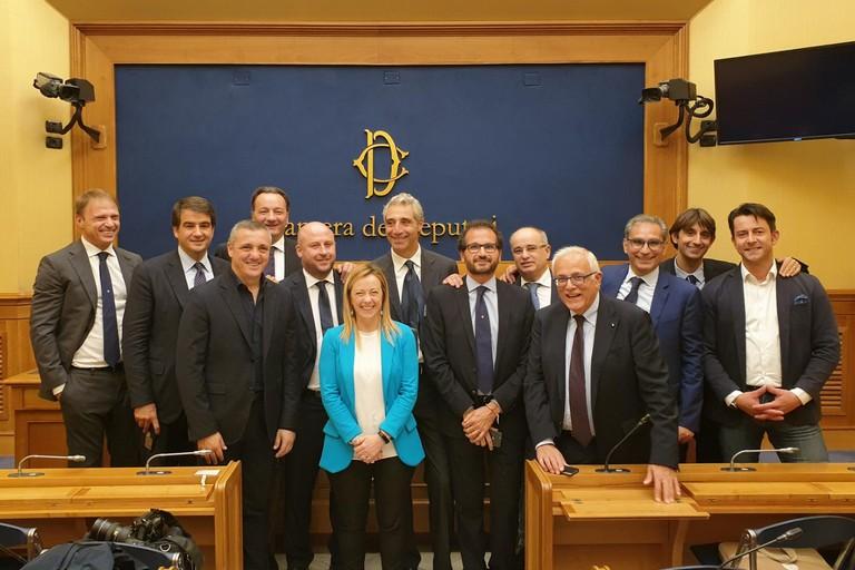 Gruppo consiliare regionale di Fratelli d'Italia