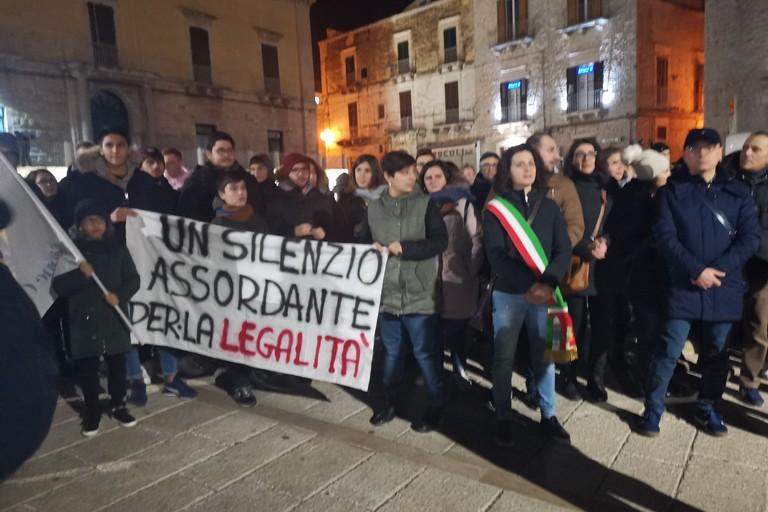 Manifestazione legalità