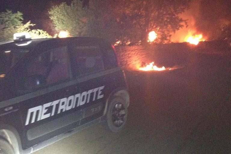 incendi e metronotte