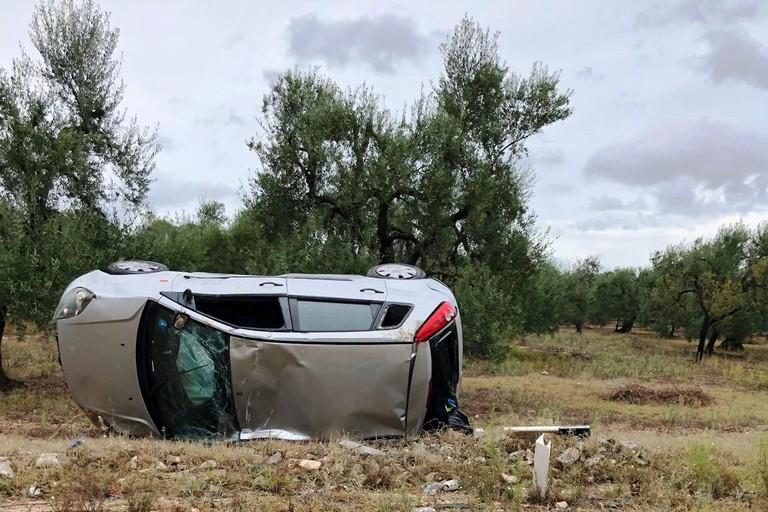 Incidente Ruvo - Molfetta