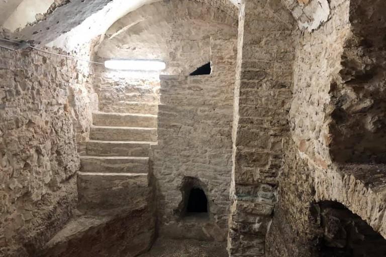 Ipogeo dell'ex convento dei Padri Domenicani