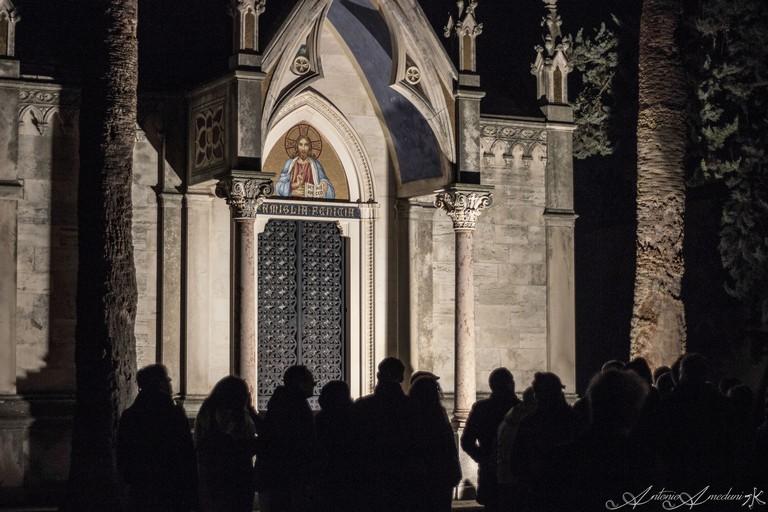 La Cappella Gentilizia dei Fenicia. <span>Foto Antonio Amenduni</span>