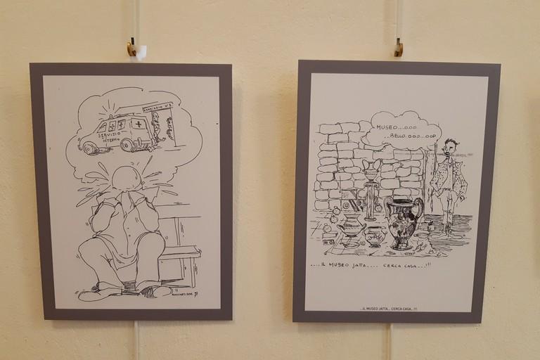 """""""La satira politica ne Il Rubastino"""" dalla mostra al convegno con le testimonianze dei sindaci degli ultimi 20 anni"""