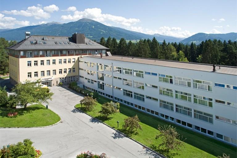 Il centro LKH Hochzirl-Natters