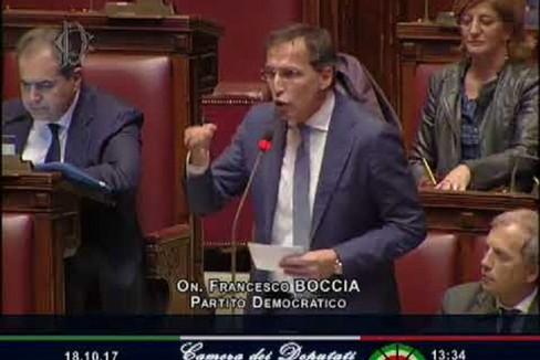 Francesco Boccia rompe gli indugi: «Mi candido alla segreteria del PD»