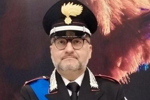 Il sottotenente Domenico Angiulli. <span>Foto Il Giornale di Monza</span>