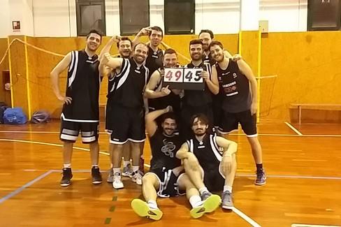 Real basket Ruvo