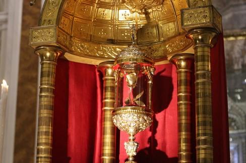 La Reliquia di Santa Rita nella nostra Diocesi