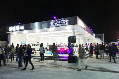 Inaugurazione Totorizzo Group