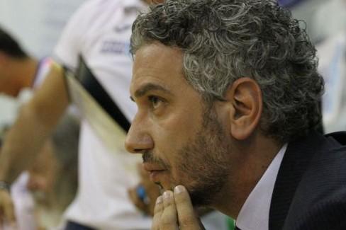 Massimiliano Bellarte. <span>Foto Giuseppe Tedone</span>