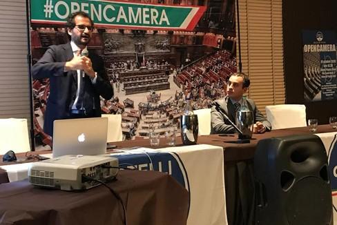 #OpenCamera, a Ruvo di Puglia un viaggio nelle istituzioni