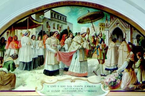 Ottavario del Corpus Domini. <span>Foto Giuseppe Tedone</span>