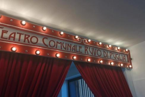 Il Nuovo Teatro Comunale di Ruvo di Puglia