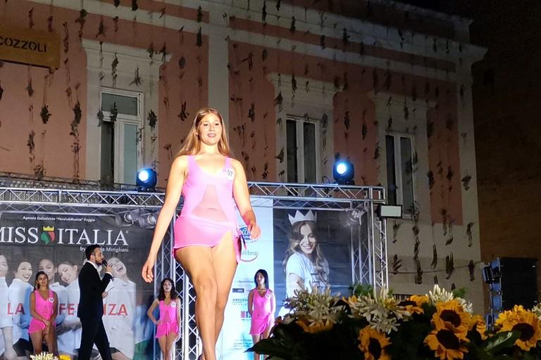 Anna Gesmundo - Miss Italia