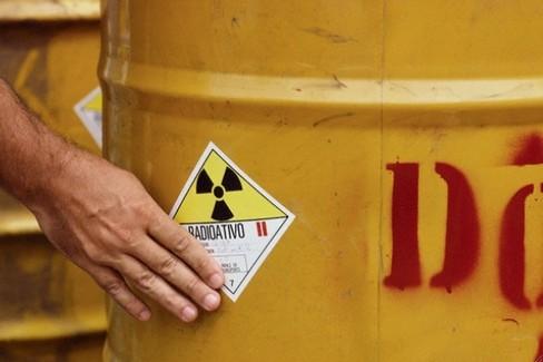 Deposito scorie nucleari