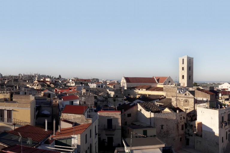 Torre Orologio - Panoramica