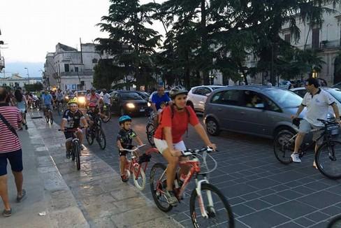 Pedalata Avis Bike. <span>Foto Giuseppe Tedone</span>