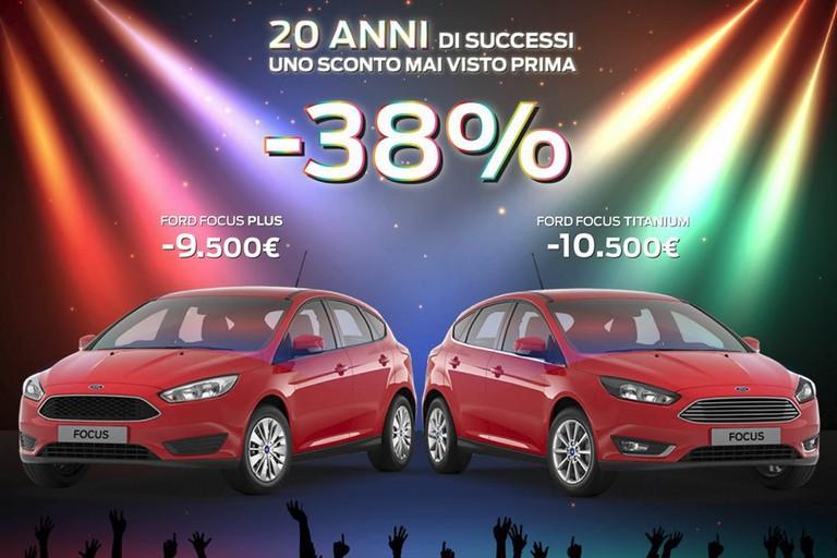 Picca Motors - Promo Ford Focus