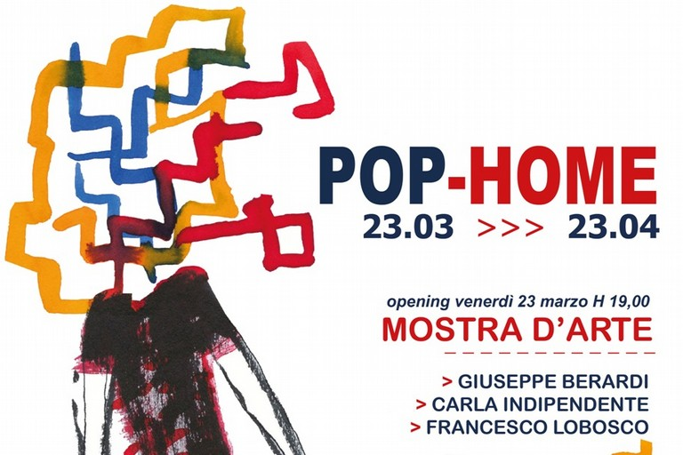Pop Home, tre artisti pugliesi alla Sienese Art Gallery