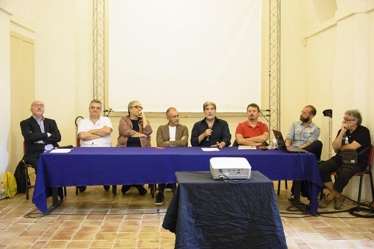 Conferenza Puglia terra di bande