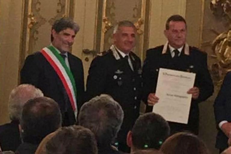 Raffaele Giangaspero è Cavaliere dell'Ordine al Merito