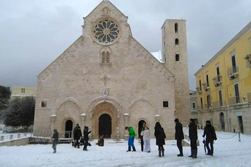 CATTEDRALE NEVE