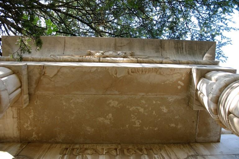 Ruvo di Puglia (BA) Cimitero Monumentale - Cappella Incarnati_ Ph. Giuseppe Caldarola. <span>Foto Giuseppe Caldarola</span>