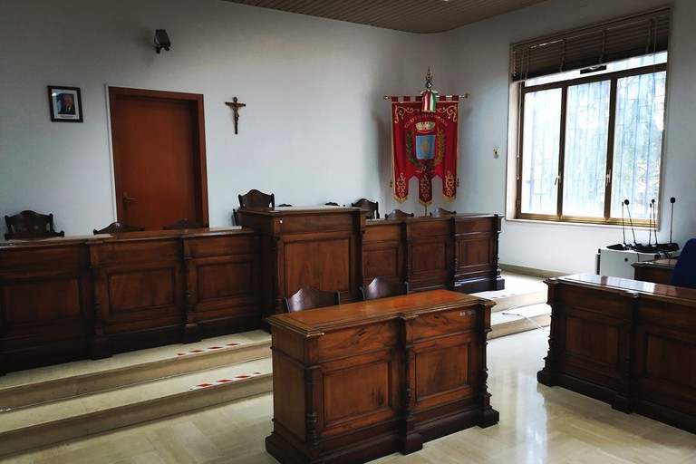 Sala consiliare Ruvo