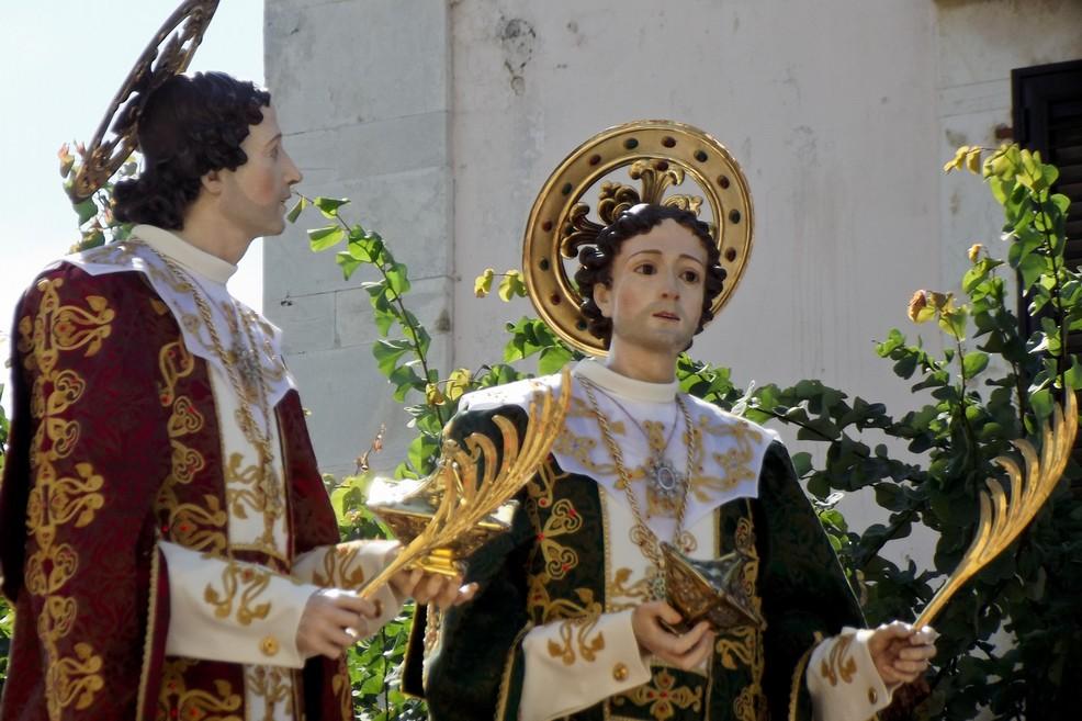 Santi Medici. <span>Foto Teresa Fiore</span>