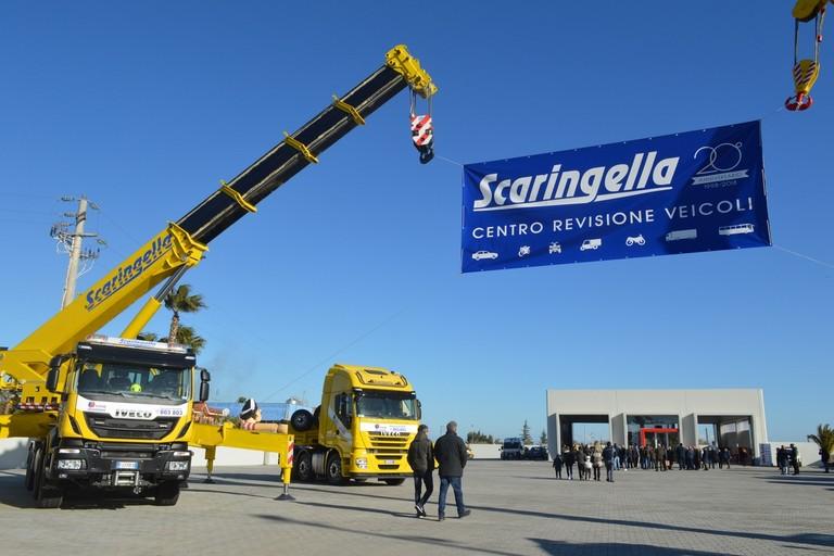Scaringella: a Corato il polo dedicato alla revisione di tutti i veicoli