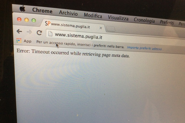 Internet Sistema Puglia