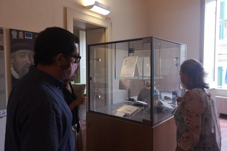 Sopralluogo al Museo Jatta
