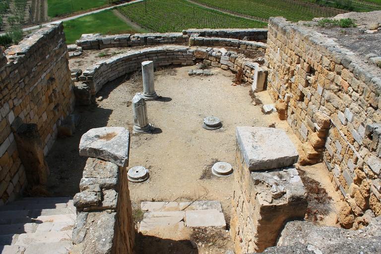 Tempio cittadella- Canne della Battaglia