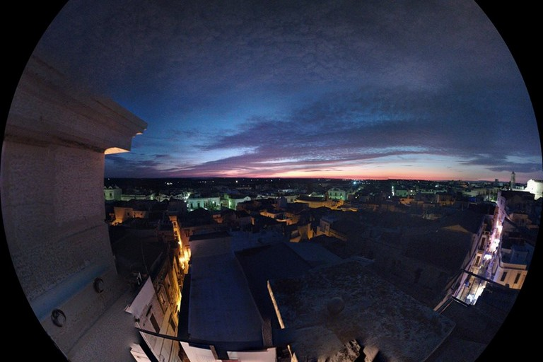 La Torre dell'Orologio come un osservatorio celeste per la notte di San Lorenzo
