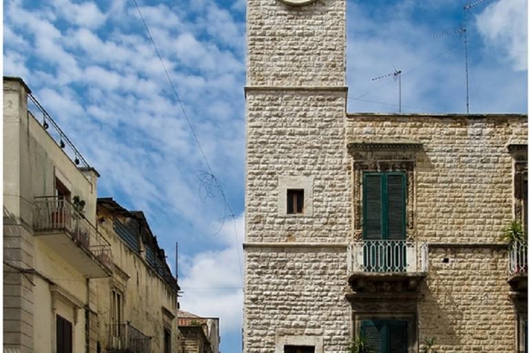 torre orologio ruvo di puglia