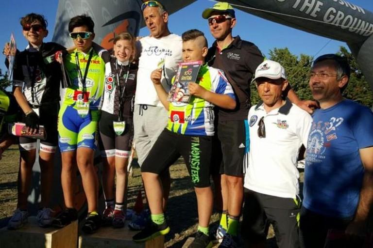 Giovani ciclisti
